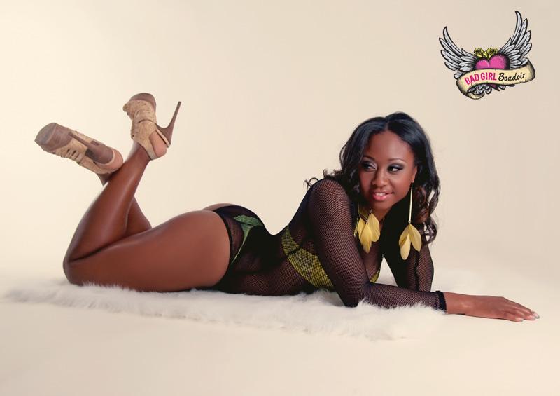 Sexy Black Women Boudoir & Pinup Photography // St. Augustine, Jacksonville, Gainesville, Orlando, Daytona, Tallahassee, Florida