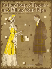Put on Your Slipper_sheet music