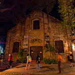 La Tabacalera and Dinner at Johnny Moon Cafe in Laoag, Ilocos Norte