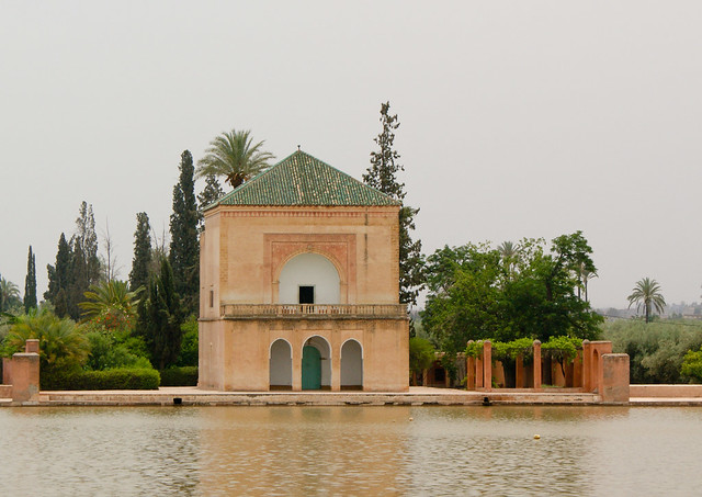 Jardin Menara pavillion, Marrakech | Flickr - Photo Sharing!