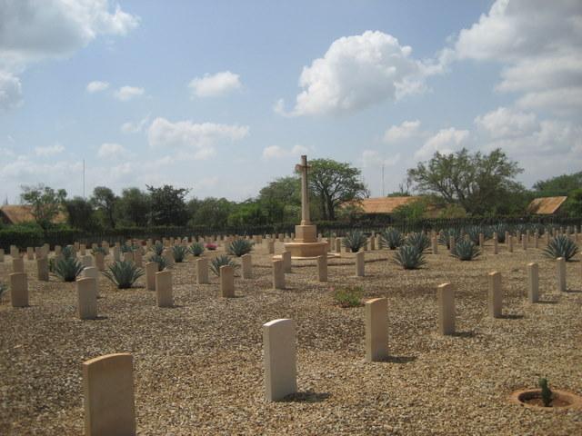 Taveta CWGC Cemetery