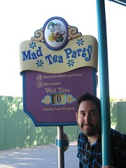 Mad Tea Party Wait Time