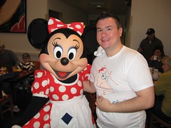 John and Minnie Mouse