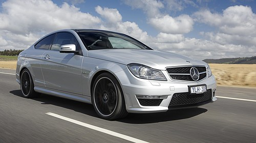 2012 Mercedes-Benz C63 AMG Car Review