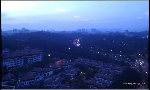吉隆坡夜晚