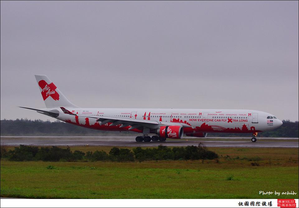AirAsia X  9M-XAA客機014