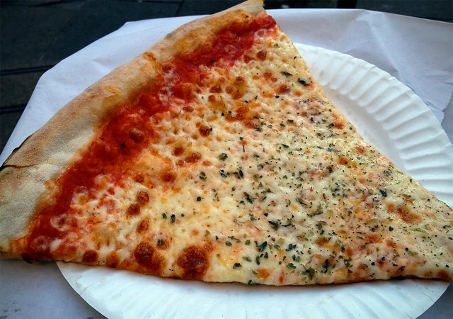 Review Of Pizza By The Slice Grainger Market Newcastle Eats