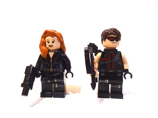 Black Widow and Hawkeye Updates