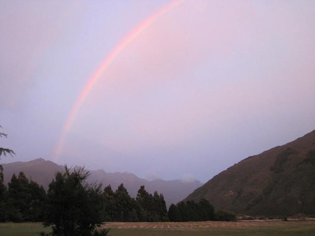 double rainbow cedar lodge