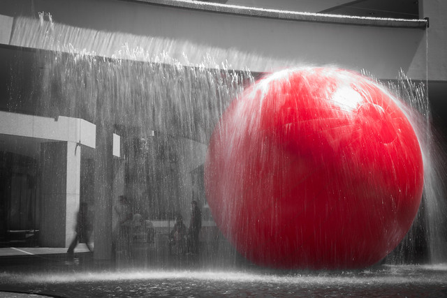 Perth Festival - Big Red Ball [ 2 March 2012 ]