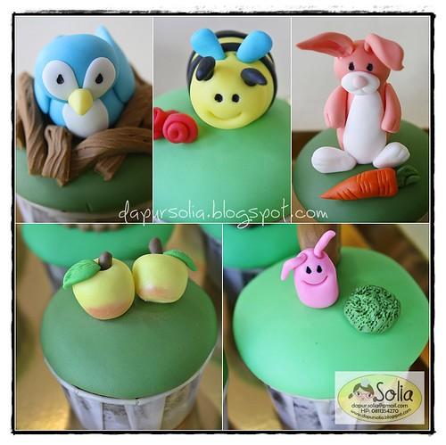 02 Animal Cupcakes-kolase