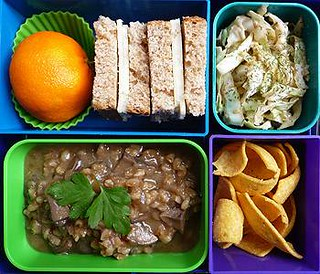 The Everything Bento Lunch