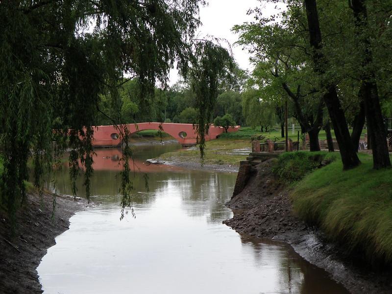 Areco river.