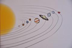 """Foto av bild ur boken """"Gud finns nog inte"""" med illustrationer av Vanja Schelin"""