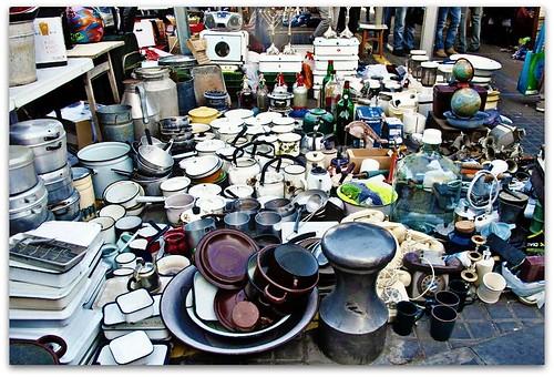 Flea Market - Old Tel Aviv/Yafo