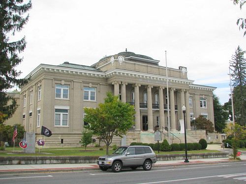 Smyth County Courthouse - Marion, VA