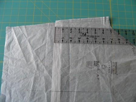 Second Fold Measure 2