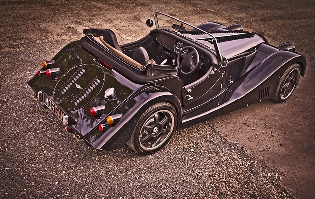 Morgan Plus 8 4