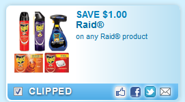 Raid Product Coupon