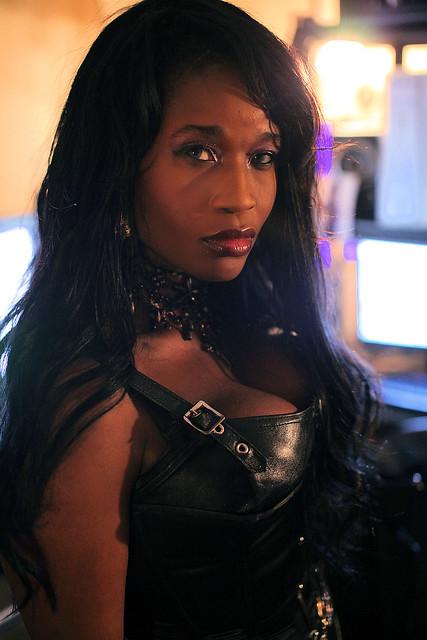 Mistress Goddess Mrs. Sabine Mondestin