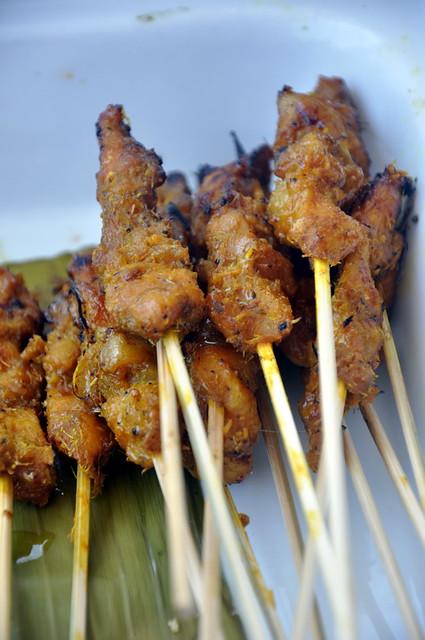 essense kitchen chicken satay