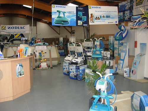 Showroom - Hydro Sud Coutances
