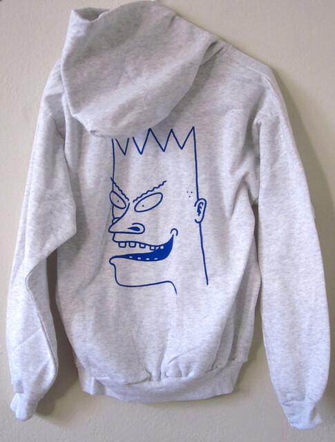 Beavbart hoodie
