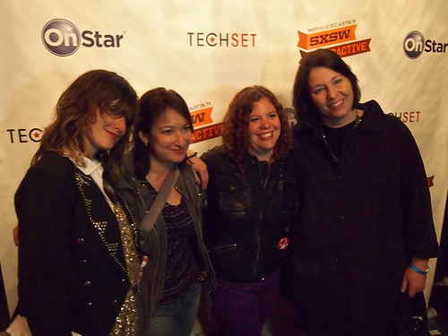 The Ladies of Techset