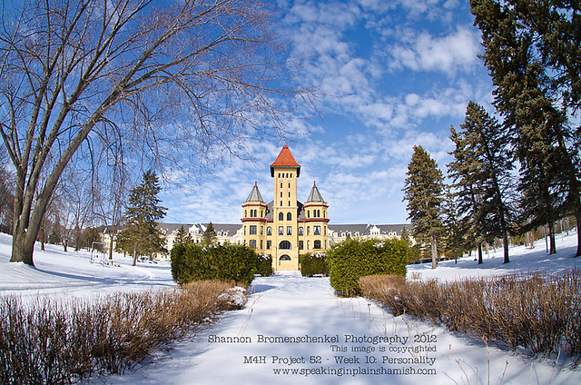 Week 10 - Personality - Fergus Falls State Hospital