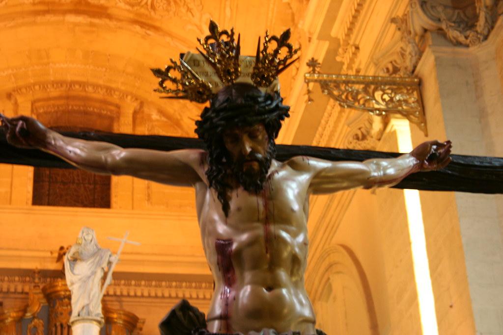 Santo Crucifijo de la Salud, Chiclana
