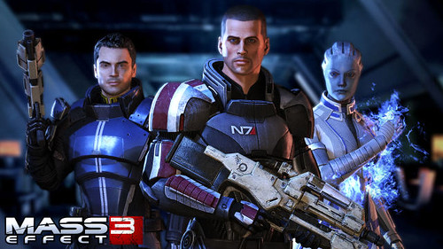 Rumor: New Mass Effect 3 MP Characters Incoming
