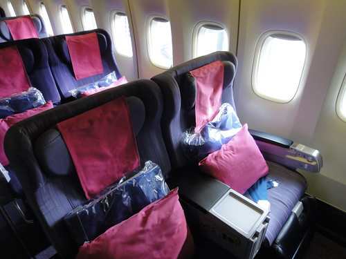 thai airways premium economy