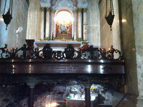 Haifa - Elijha's Cave Stella Maris Convent guesthouse
