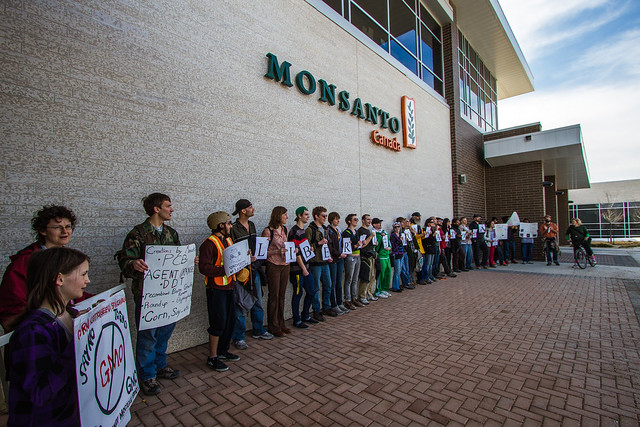 Occupy Monsanto Winnipeg
