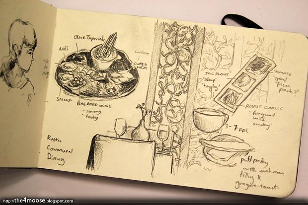 Roast - Doodles