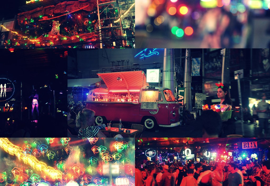 Soi Bangla Nightlife