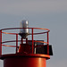 Canon 100-400mm L lens of Whitby Lighthouse