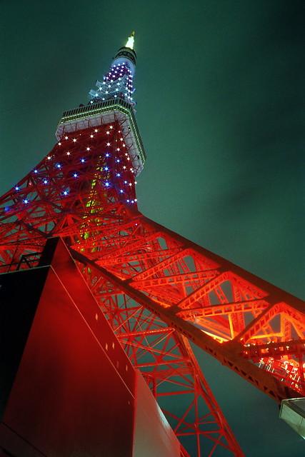 「塔」 Tokyo Tower #224 かず
