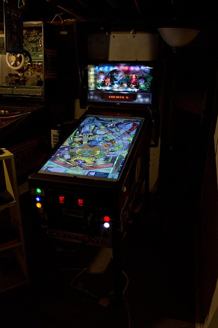 GoPinball com • View topic - Pincabs? MAME cabinets?