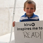 KLRU inspires me to... read!