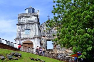 Εικόνα από Ruins. nikon catholic ruin malacca ragai nikond7000 stpaulchuchmelaka malaysiajohnragai