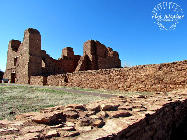 Salinas Pueblo Missions National Monument – New Mexico