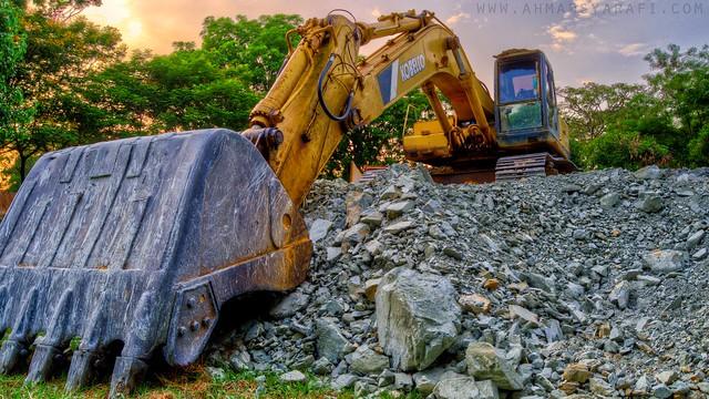 The Excavator II
