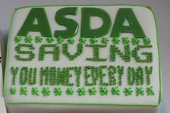 Galleries Asda Bargains Birthday Cake! Flickr - Photo ...