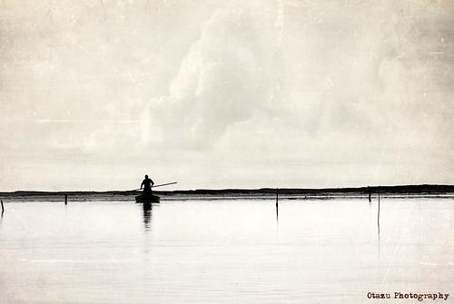 [Viatge sense tornada] . [Parc natural del Delta de l'Ebre] by Otazu