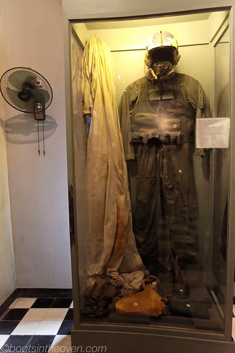 Sen. John McCain's Flight Suit