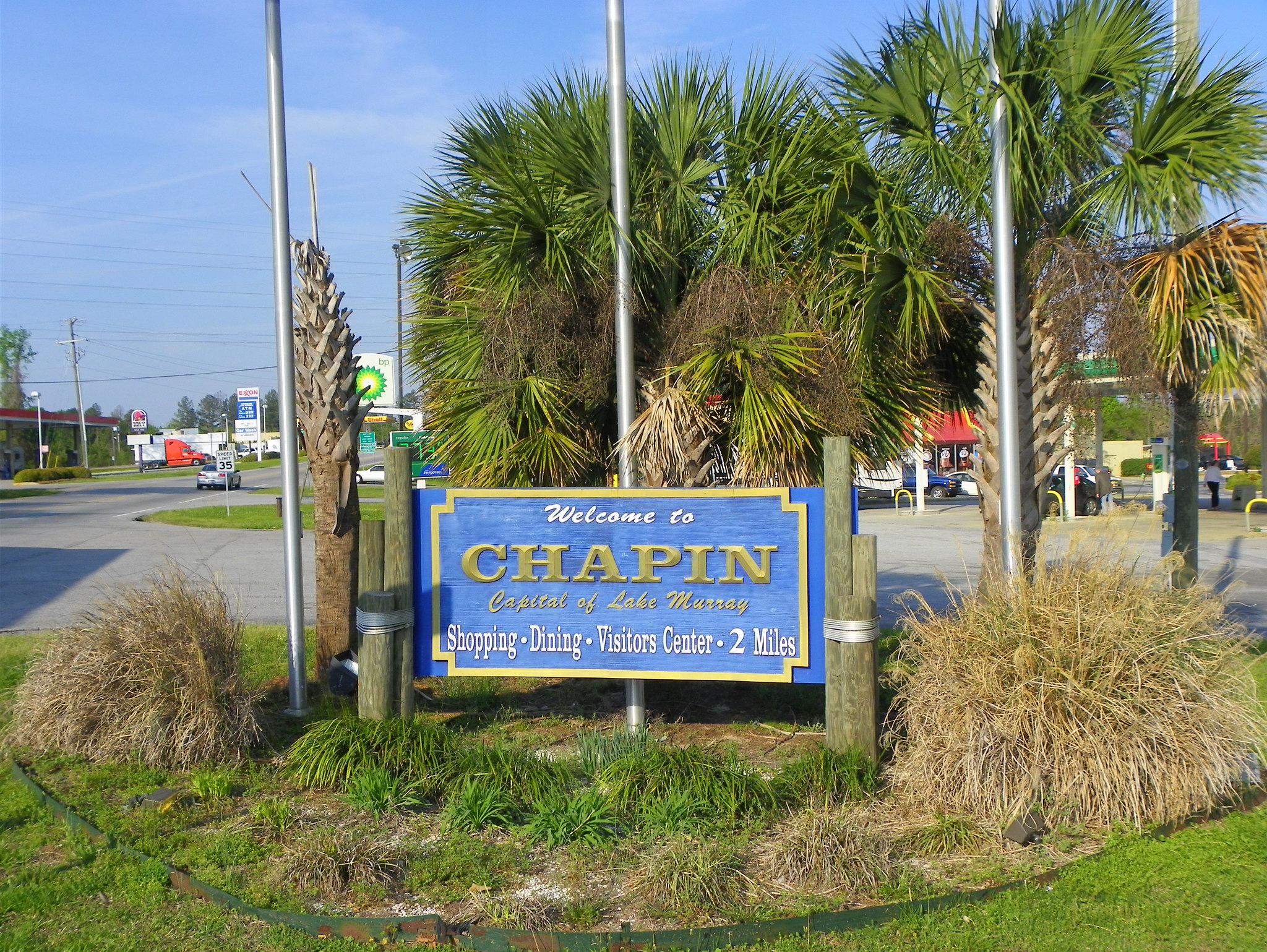 Welcome To Chapin South Carolina Chapin Lexington