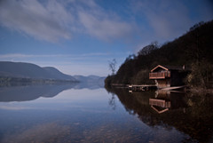 Lake District -A reflection of Ullswater