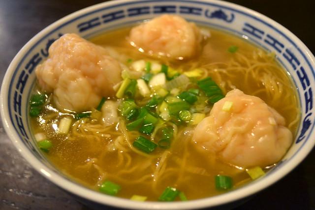 Wanton Noodles, Tsim Chai Kee, Hong Kong