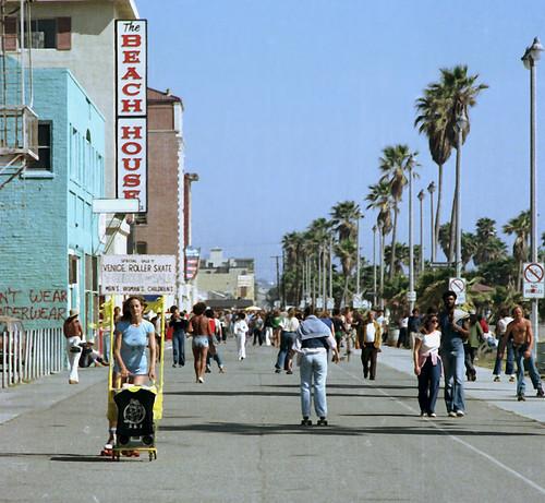 Don't Wear Underwear, Venice Boardwalk